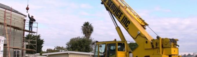 40 Ton Truck Cranes