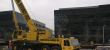 300 Ton All-Terrain Crane