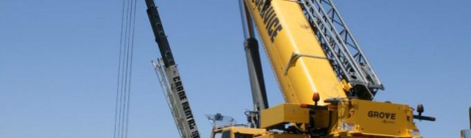 275 Ton All-Terrain Cranes