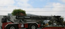 90 Ton Rough Terrain Cranes