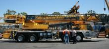 110 Ton Truck Cranes