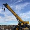 65 Ton Rough Terrain Cranes