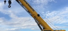 65 Ton Rough Terrain Cranes
