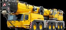 350 Ton All Terrain Crane
