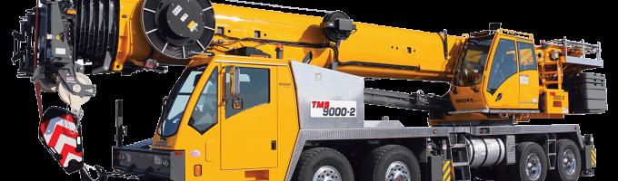 115 Ton Truck Crane