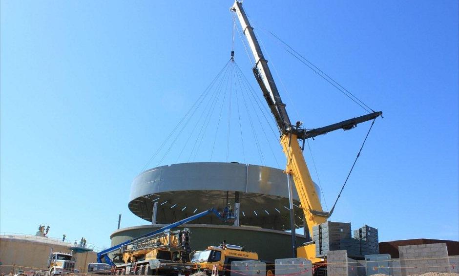 crane hire service in South Australia